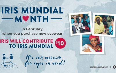 February 2020 was IRIS Mundial month