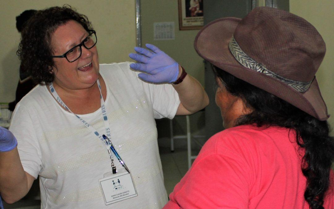 Portrait d'une bénévole émérite : Marie-Claude Cossette