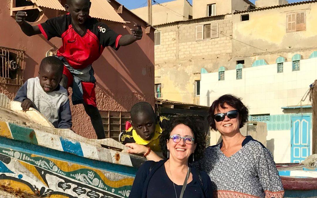 Mission de formation à Saint-Louis au Sénégal