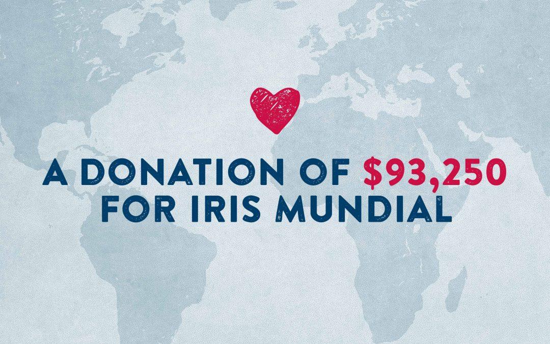 February 2021 was IRIS Mundial month